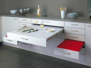 Những ý tưởng thiết kế giúp tiết kiệm không gian trong nhà