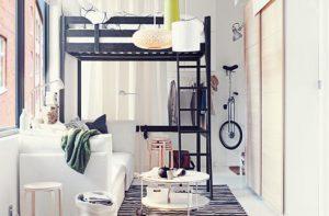 tối ưu hóa không gian bằng đồ nội thất