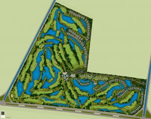 Tong the thiet ke du an san golf CT Sphinx