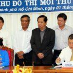 12000 ty phat trein khuh do thi Thu Thiem