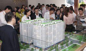 Bất động sản tăng giá năm 2015