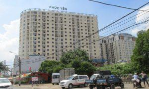 Dự án căn hộ Phúc Yên 2 Tân Bình