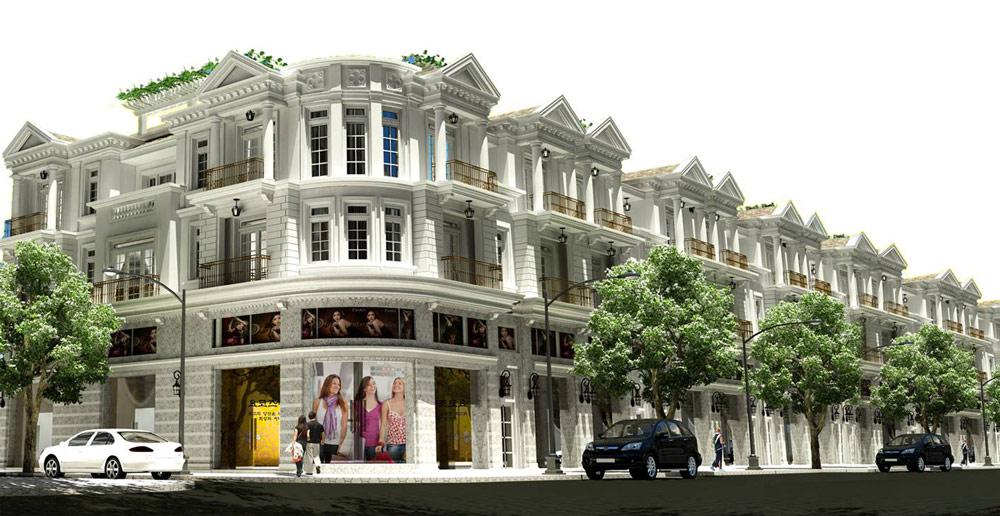 Dự án Cityland garden Hills Phan Văn Trị