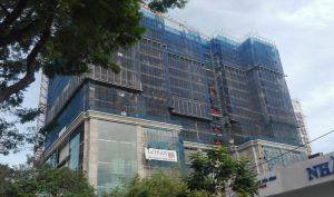 tiến độ xây dựng căn hộ Leman quận 3