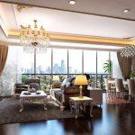 Bán căn Penthouse Léman Luxury tại 117 Nguyễn Đình Chiểu quận 3
