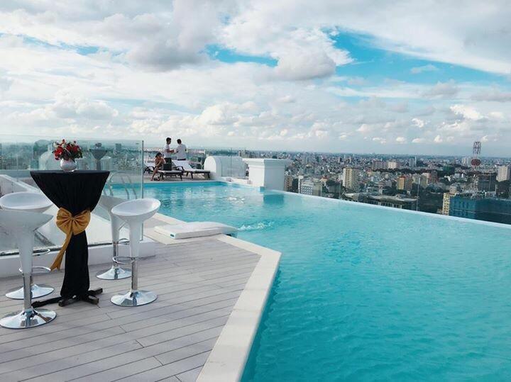 Cho thuê căn hộ Leman Luxury đẹp nhất trung tâm quận 3, giá 45 triệu/tháng
