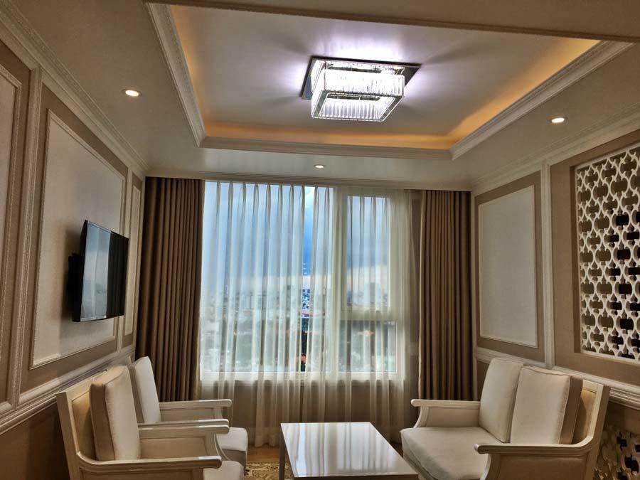 Chính chủ cần tiền bán gấp căn hộ Leman quận 3, 75m2, Full nội thất, giá cực rẻ