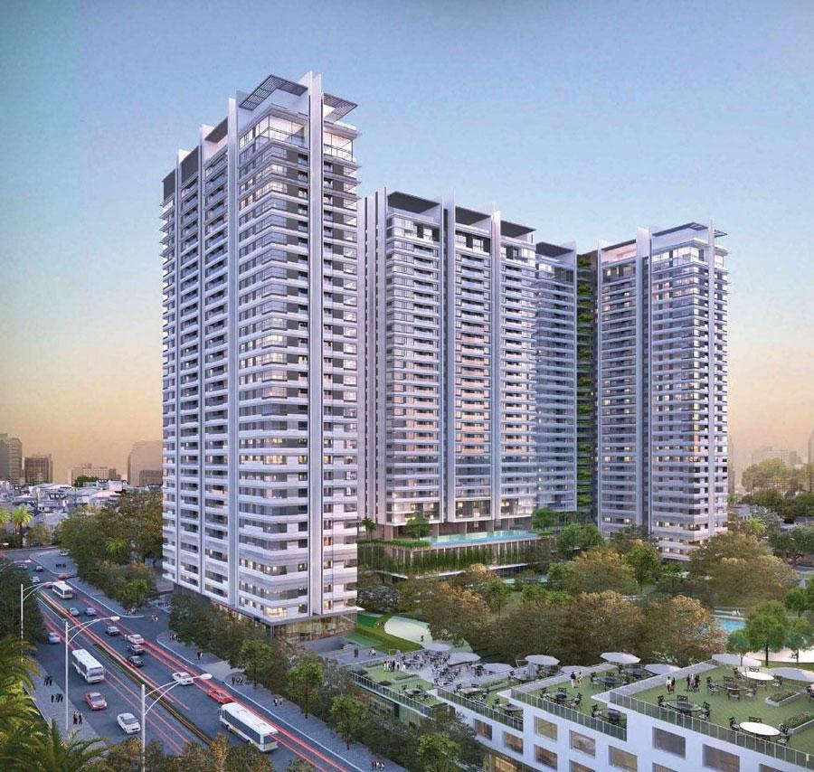 Dự án căn hộ Kingdom 101 Đông Dương – Tô Hiến Thành quận 10