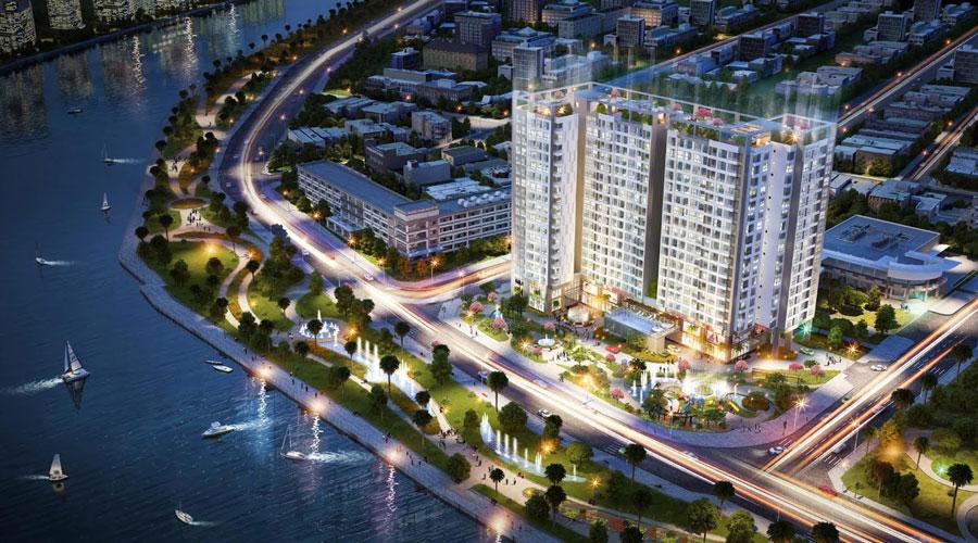 Dự án căn hộ Riva Park – Nguyễn Tất Thành quận 4