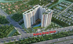 Dự án Jamila Khang Điền mặt tiền đường song hành cao tốc TPHCM - Long Thành