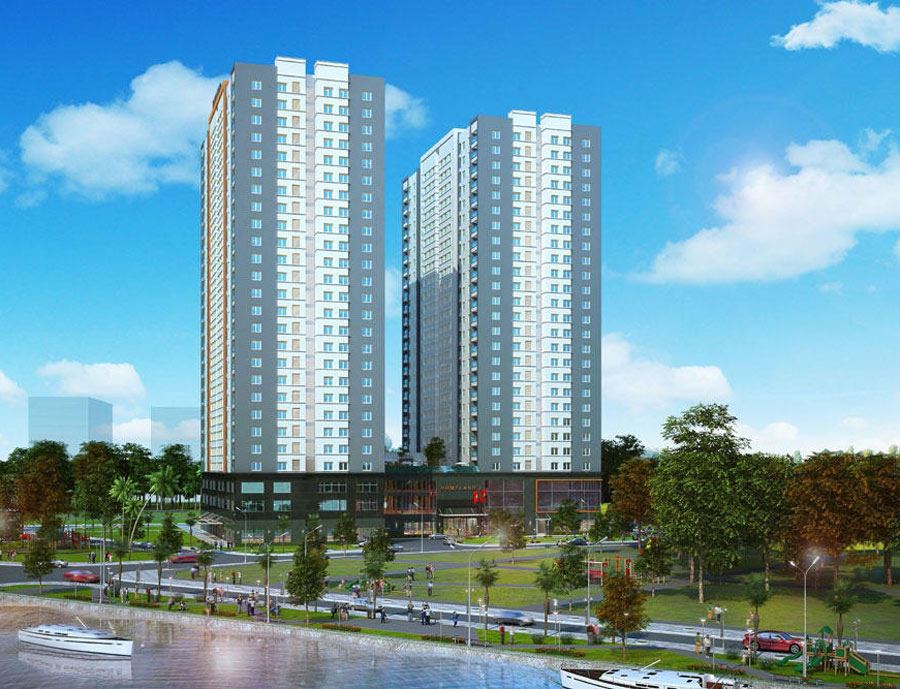 Bán căn hộ Homyland Riverside – Nguyễn Duy Trinh quận 2