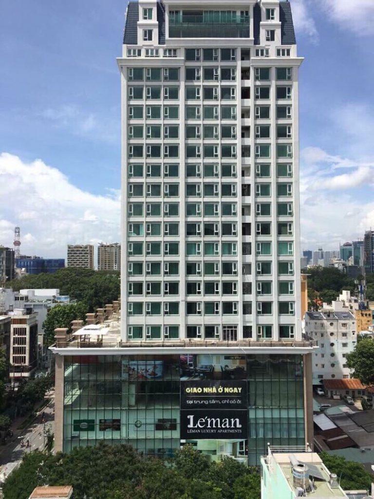 Dự án căn hộ Leman Luxury Nguyễn Đình Chiểu quận 3