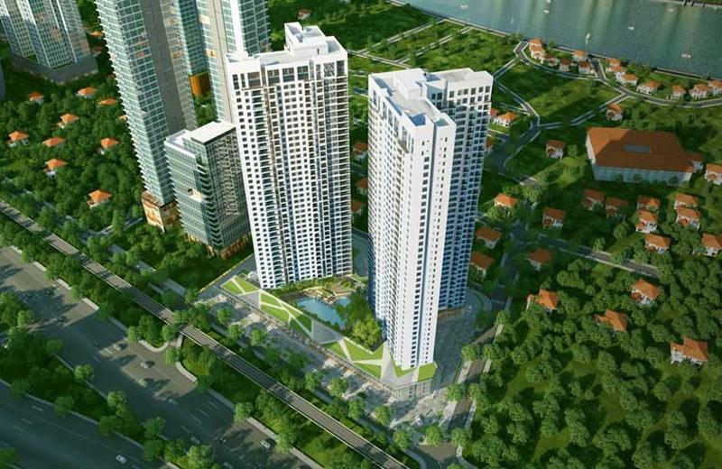 Dự án căn hộ Masteri An Phú quận 2