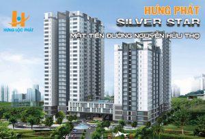 Dự án căn hộ Hưng Phát Silver Star đường Nguyễn Hữu Thọ