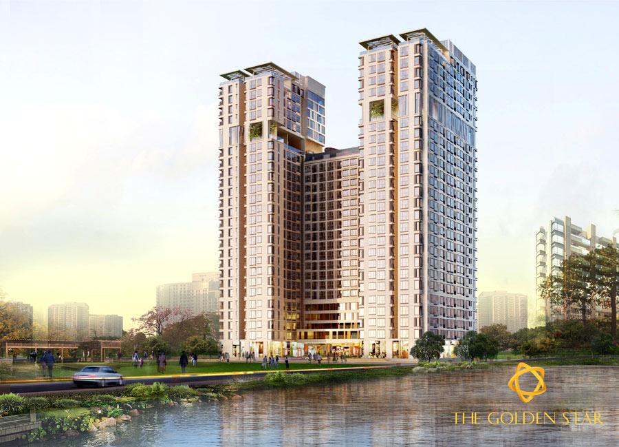 Bán căn hộ Golden Star – Nguyễn Thị Thập quận 7