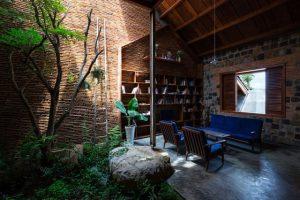 Ngỡ ngàng với thiết kế nhà như hang động tại Lâm Đồng