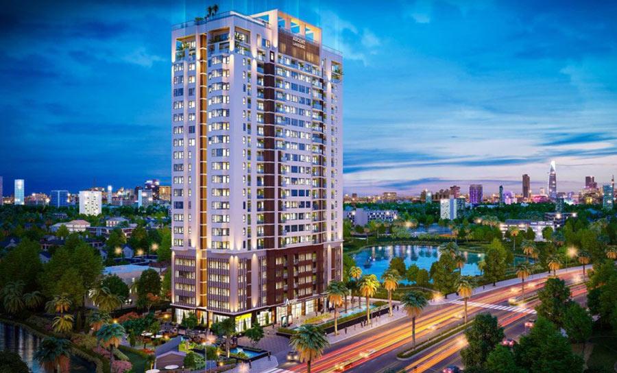 Dự án căn hộ Ascent Lakeside – Nguyễn Văn Linh quận 7