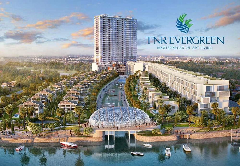 dự án biệt thự TNR Evergreen Tài Nguyên quận 7