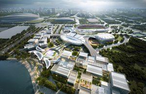 dự án căn hộ Saigon Sport City của Keppeland
