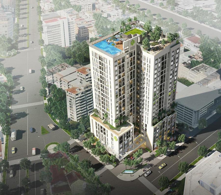Bán dự án căn hộ Newton đường Trương Quốc Dung Quận Phú Nhuận