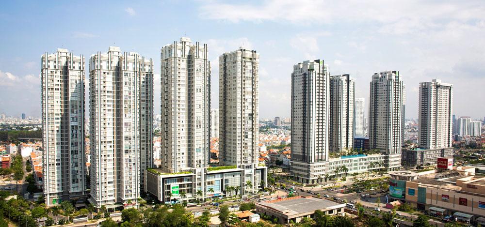 Dự án căn hộ Sunrise City của Novaland đường Nguyễn Hữu Thọ