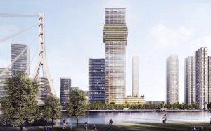 Dự án Metropole Thủ Thiêm của chủ đầu tư Sonkim và Hongkong Land