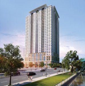 dự án căn hộ Saigon Royal của Novaland
