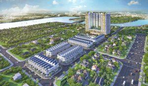 Dự án Green Star Sky Garden của Hưng Lộc Phát