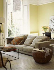 Màu sơn và nội thất cho gia chủ mệnh mộc
