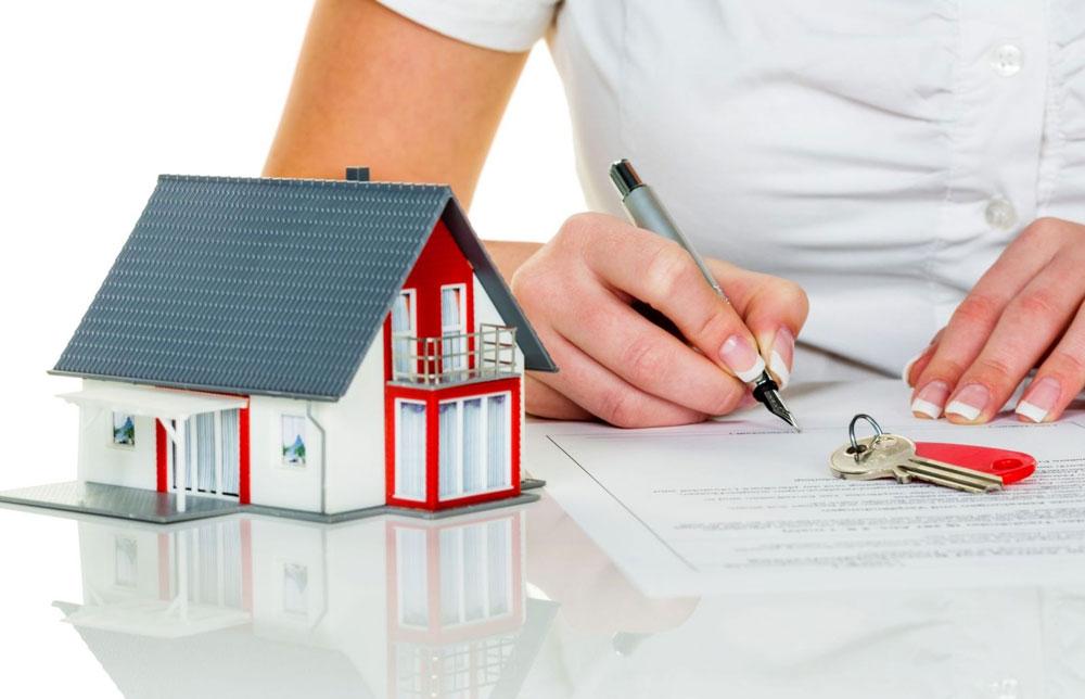 Ký hợp đồng mua bán bất động sản